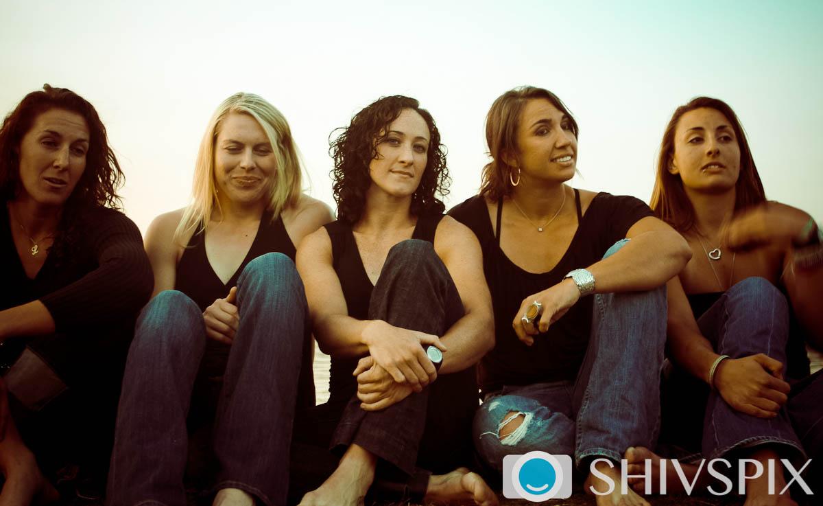 SHIVSPIX Team USA Women Portraits